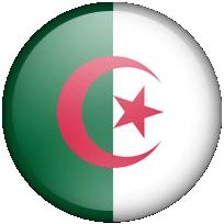 Flags ALGERIE